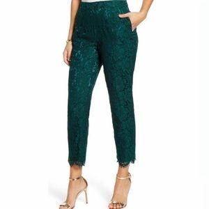 RACHEL PARCELL Lace Pants Size 6